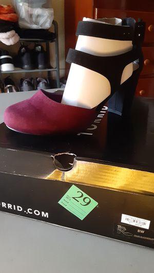 🖤Torrid Very Cute Heels Size8W $30🖤 for Sale in Lynwood, CA
