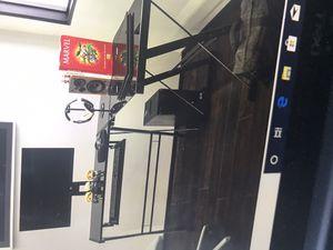 Glass desk for Sale in Oakton, VA