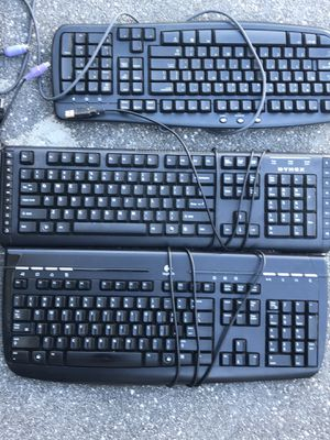 Computer Keyboard for Sale in Levittown, NY