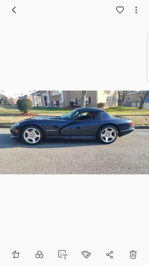 2001 Dodge Viper Rt10 for Sale in Hillcrest Heights, MD