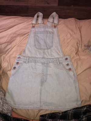 forever 21 overall dress for Sale in Tacoma, WA