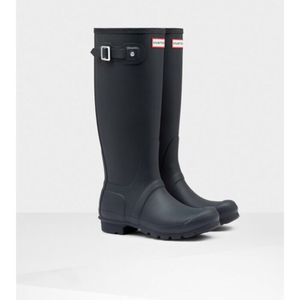 Women's Hunter Original Tall Rain Boots: Navy for Sale in MIDDLE CITY WEST, PA