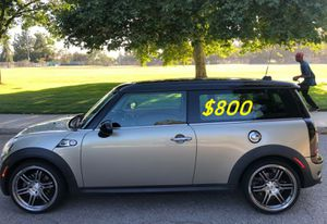 🎁💲8OO For sale URGENTLY 2OO9 Mini cooper . The car has been maintained regularly 🎁v for Sale in Dallas, TX