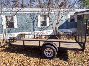12 foot utility trailer for Sale in Grove, OK