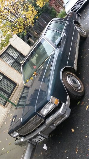 1987 CHEVROLET CAPRICE CLASSIC ONLY $2000 GREAT DE