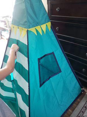 Adventure Teepee or tent indoor very clean for Sale in Garden Grove, CA