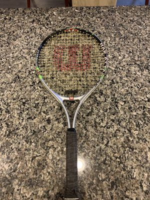 Wilson tennis racket for Sale in Las Vegas, NV
