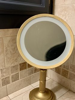 Bronze Magnifying Bathroom Vanity Mirror for Sale in El Cajon,  CA