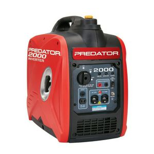 PREDATOR 2000 Watt Super Quiet Inverter Generator ☆$350 FIRM for Sale in La Puente, CA