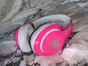 Beats by Dr Dre Solo 2 Wired Headband Headphone, Hot Pink for Sale in Goodyear, AZ