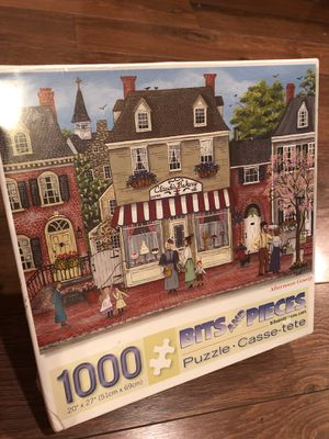 New 1000 piece puzzle - afternoon gossip theme. Gift for Sale in Buckeye, AZ