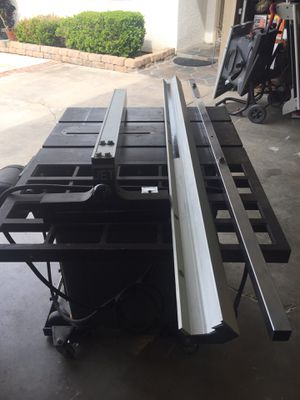 Table saw fence for Sale in Canyon Lake, CA