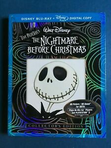 The Nightmare Before Christmas Blu Ray & Digital for Sale in Los Angeles, CA