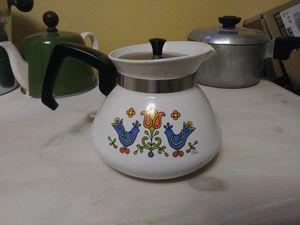 Corningware Coffee Pot Country Festive aka Friendahip for Sale in Phoenix, AZ