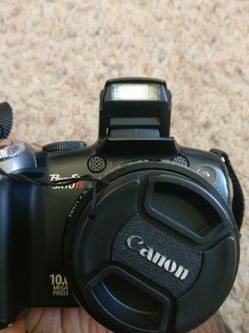 Canon Powershot SX10 With Accessories for Sale in Fremont,  CA