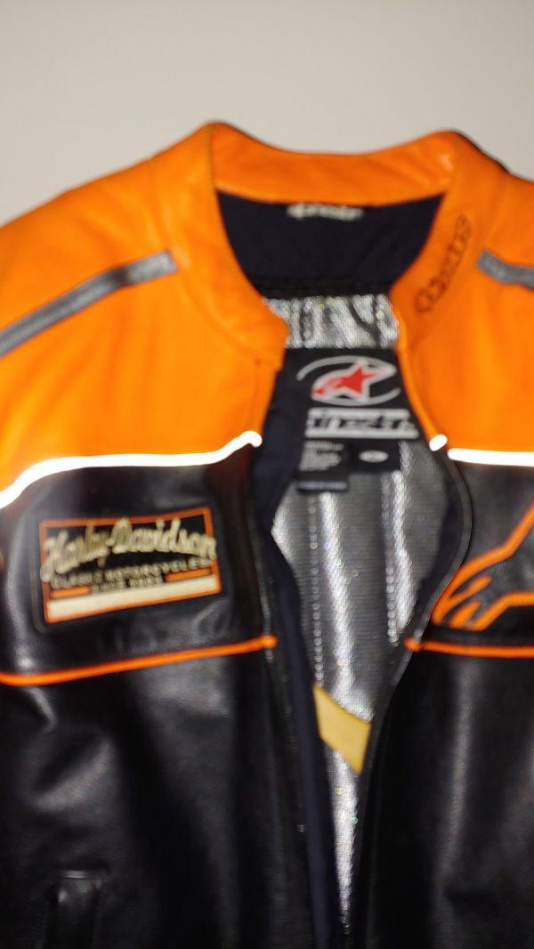 Alpinestars Harley Davidson jacket xl