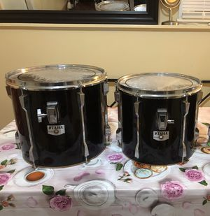 """TAMA Rockstar Drums Sizes 13"""" 12"""" for Sale in New Haven, CT"""