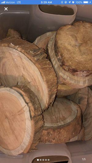 Wood blocks for wedding for Sale in San Dimas, CA
