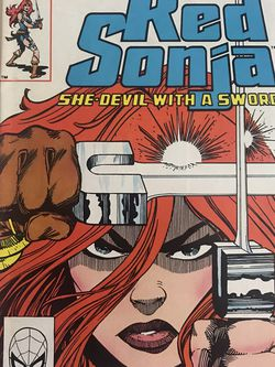 Marvel Comics - Red Sonja #1 for Sale in Kent,  WA