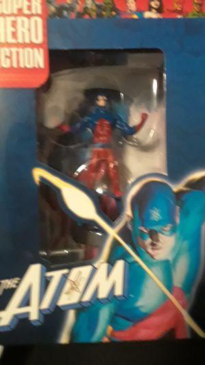 Used, DC Superhero Lead Figurine The Atom for Sale for sale  Bakersfield, CA
