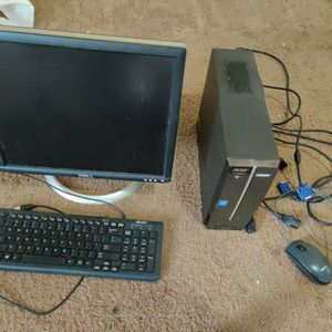 Acer Computer, Dell Monitor, Accessories for Sale in Lake Elsinore, CA