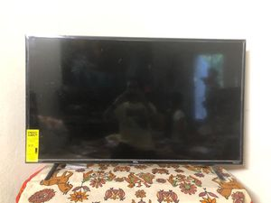 TCL Roku TV, 43 inch for Sale in Sunnyvale, CA