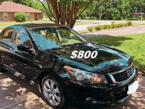 $8OO URGENT I'm selling my family's car 2OO9 Honda Accord Sedan Runs and drives great! Clean title!!! for Sale in Billings, MT