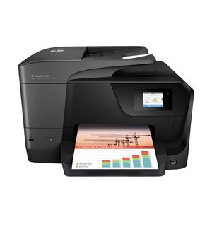 HP OfficeJet 8702 All-in-One Multifunction Printer/Copier/Scanner/Fax Machine: for Sale in La Vergne, TN