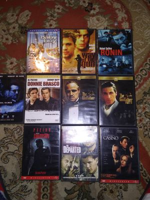 Gangster movies DVDs for Sale in San Antonio, TX