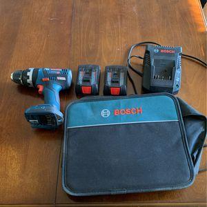 Bosch Drill for Sale in Visalia, CA