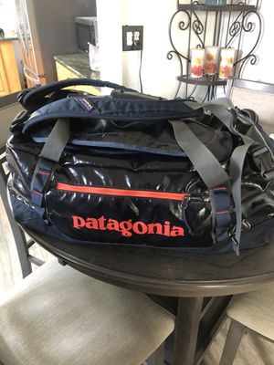 Patagonia duffle with backpack straps for Sale in Morgan Hill, CA