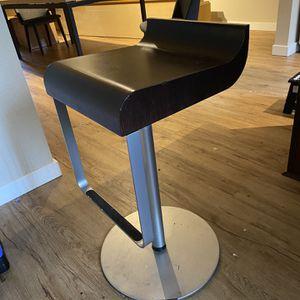 2 Modern Adjustable Bar Stools for Sale in Mercer Island, WA