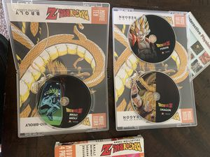 Dragon ball Z movie (4 pack ) for Sale in Bakersfield, CA