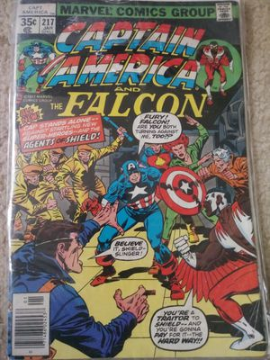 Captain America Comic Vol.1 #199 for Sale in San Diego, CA