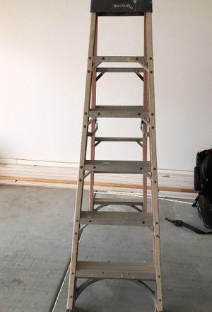 6' Husky ladder for Sale in Avondale, AZ