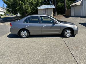 2005 Honda Civic Hybrid Low Low Miles 1 Owner for Sale in Puyallup, WA
