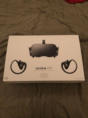 Oculus Rift for Sale in Akron, OH