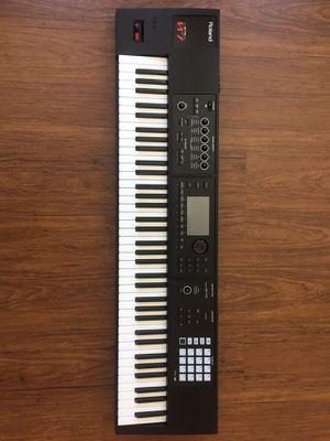 Roland FA-07 Keyboard Workstation Digital Synth for Sale in Waltham, MA
