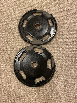 Gym Olympic Barbell Plates for Sale in Somerville, MA