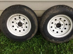 Camper wheels and tires for Sale in LEBANON JCTN, KY