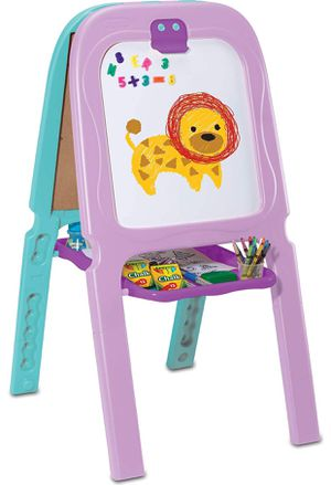 Crayola 3-in-1 Double Easel, Magnetic for Sale in Union City, CA