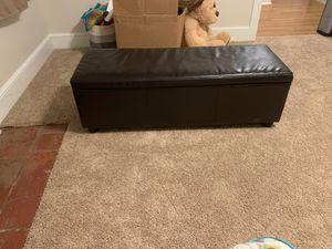 Furniture storage/foot rest for Sale in Jamestown, NC