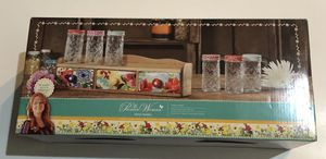 New Pioneer Woman Floral Medley 7pc. Shelf Set for Sale in Hayward, CA