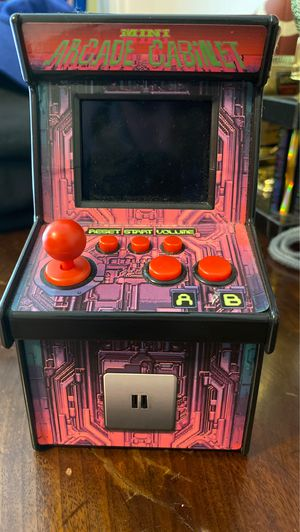 Mini arcade. Fun for kids and has over 200 games! for Sale in Greenwich, CT