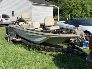 Bass boat for Sale in Richmond, VA