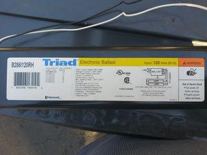 Triad electronic ballast for Sale in Haverhill, MA