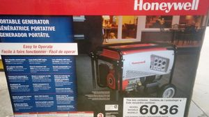 Honeywell 5.5kw generator for Sale in Tampa, FL