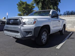 2013 Toyota Tacoma Regular Cab Automatic for Sale in Phoenix, AZ