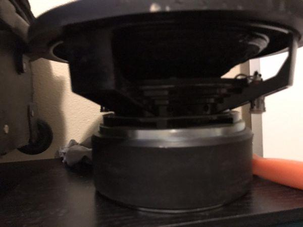 "Subwoofer skar audio 12"" 1500 watts 1000 rms"