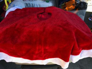 Christmas tree skirts 5 each one for Sale in Los Angeles, CA